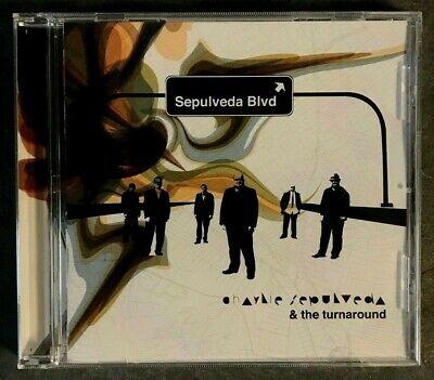 CHARLIE SEPULVEDA - BLVD - CD ORIGINAL - Sepulveda Blvd