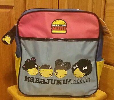 NOS HARAJUKU MINI for Target Messenger Travel Bag