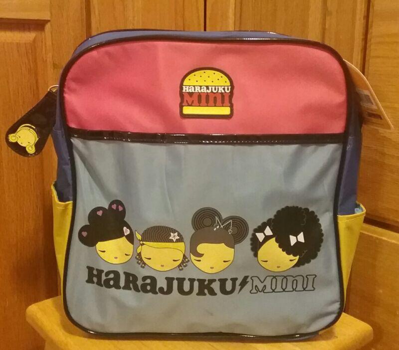 NEW HARAJUKU MINI for Target Messenger Travel Bag RETIRED