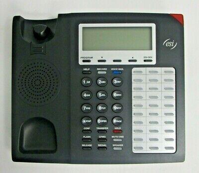 Esi 55 Digital Telephone 5000-0736 Rev A 00736301600262