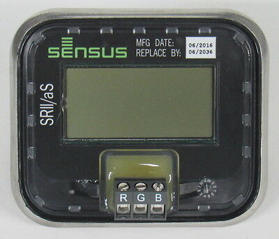 New Sensus Ecr Electronic Register Lcd For Srii Accustream Water Meter Amrami
