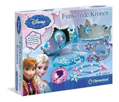 Disney Frozen / eiskönigin Funkelnde Kronen basteln NEU tinker create your crown