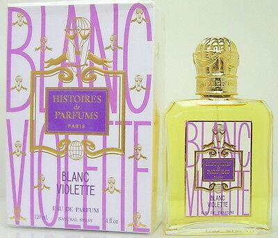 Histoires de Parfums Blanc Violette 120 ML Edp / Eau de Parfum Spray