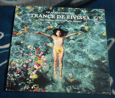 TRANCE DE EIVISSA / VARIOUS 1999 UK 2LP TIP WORLD  TIPWLP03