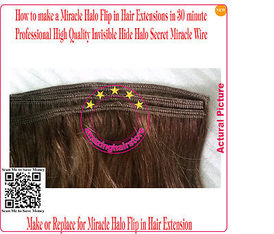 How to make a miracle halo flip in hair extensions in 30 minute ebay link to an ebay page remove pmusecretfo Image collections