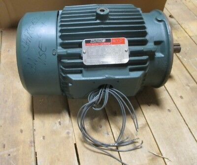 P18G3394E *NEW* RELIANCE 5HP DUTY MASTER XE MOTOR,3500RPM,230//460,184T