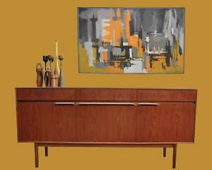 Retro Vintage Sideboard Maylands Bayswater Area Preview