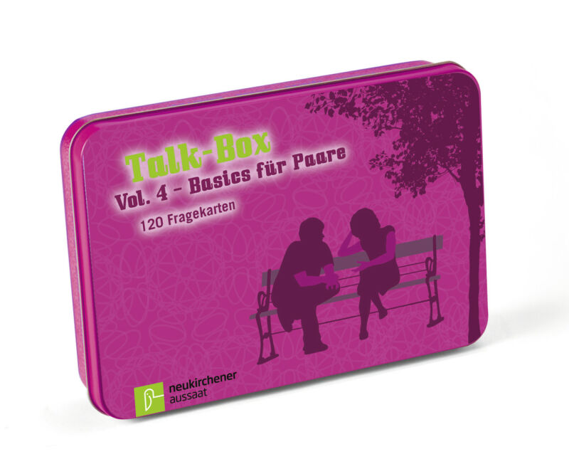 Claudia Filker - Talk-Box Vol. 4 - Basics für Paare