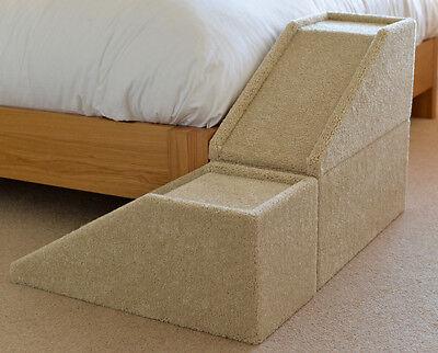 dog ramp handmade indoor pet cat dog bed sofa steps stairs