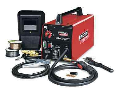 Lincoln Handy Mig Flux Electric Wire-feed Arc Welder Steel Welding Contractor