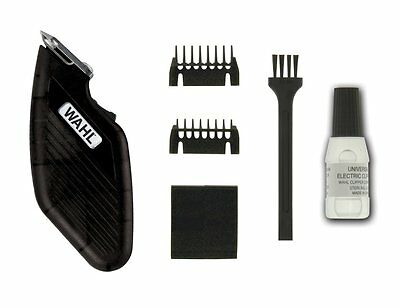 Wahl #9962-717 Beard/ Mustache Travel Trimmer / Brand New Sealed - Free Shipping