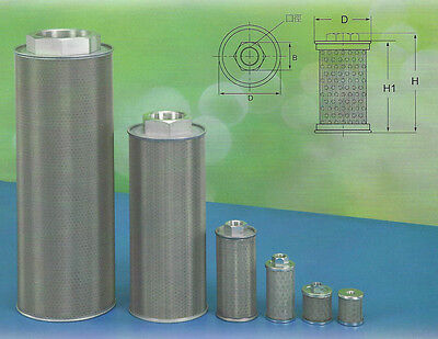 Hydraulic Suction Line Filters W Type Sfw-08 1 Pt