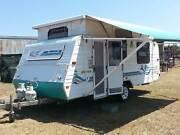 2001 Jayco poptop caravan Bowen Whitsundays Area Preview