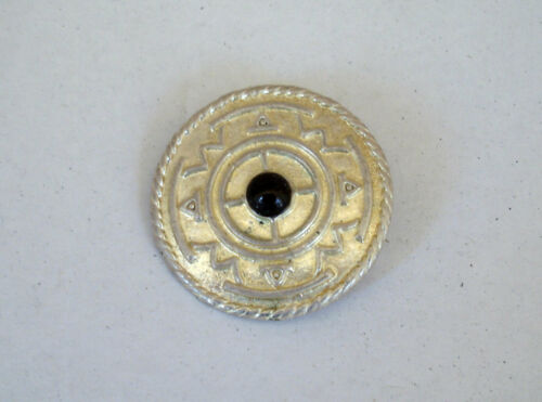 LOTR Lord of the Rings The Brooch of Theoden Sterling Silver .925