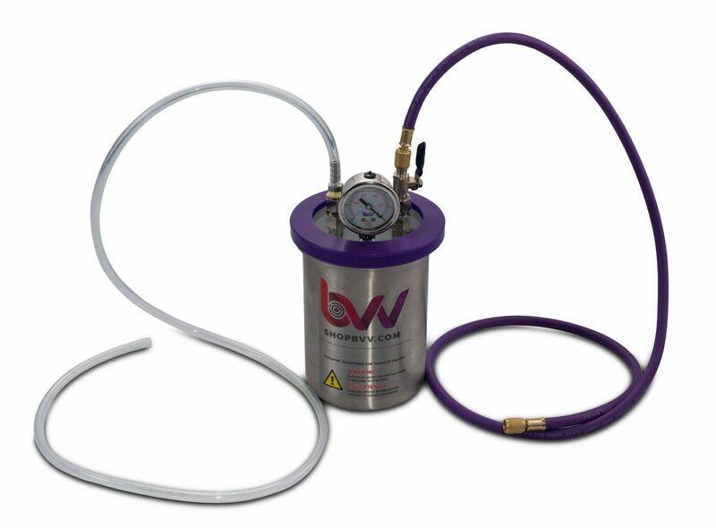 BVV 2 Quart Resin Trap / Vacuum and Degassing Chamber