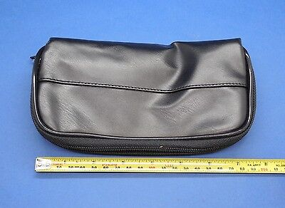 Soft Black Carrying Case Test Leads Or Small Meter Fits Fluke Leads C75 4wph4