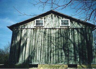 Reclaim Lumber Bank Barn Dismantel and Remove 43 x 25 Bank Barn 2 Cedar Decks