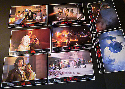 Lobby Card set of 8~ THE BLOB ~Kevin Dillon ~Shawnee Smith ~Candy Clark