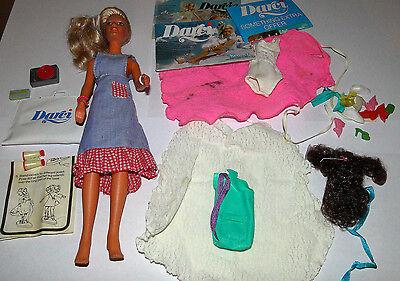 Vintage Darci Doll & Accessory Lot of Shoes, Portfolio & Photos