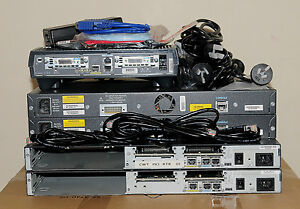 Used Cisco CCNA CCNP CCIE Complete Lab Kit 90 Days Warranty Tax Invoice