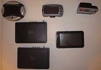 Direct Tv Recievers  1 Garmin Street Pilot 2610   Various Other Electronics Lot