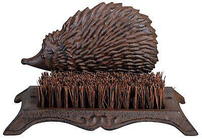 - Hedgehog Boot Brush