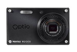Pentax Optio RS1000 is easy to use and may be dressed to matc Stuart Park Darwin City Preview