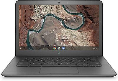 "HP ChromeBook 14-DB0003na, AMD A4 9120, 4GB, 32GB eMMC, ChromeOS, 14"" Laptop"