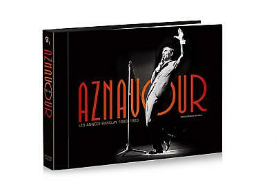 Charles Aznavour The Barclay Years 20 CD Set New 2018