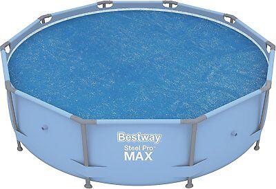 Bestway 10 feet Steel Pro Frame, Solar Swimming Pool COVER
