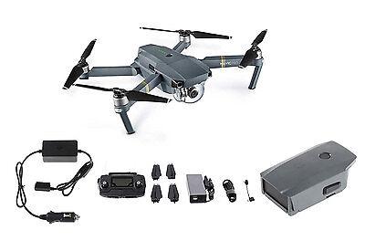 DJI Mavic Pro Drone Extra Battery Car Charger Bundle