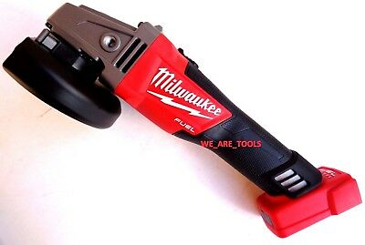 Milwaukee M18 FUEL 2781-20 Cordless Brushless Grinder 4 1/2, 5