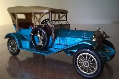 1909 Thomas Fly About By Lesney Made in England  MODELS OF YESTERYEAR
