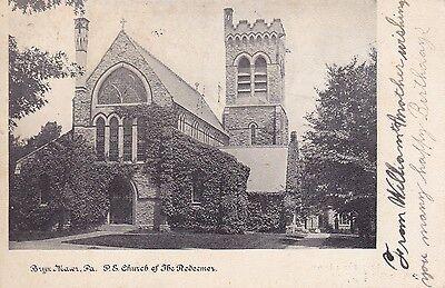 Bryn Mawr  Pa   P E Church Of The Redeemer