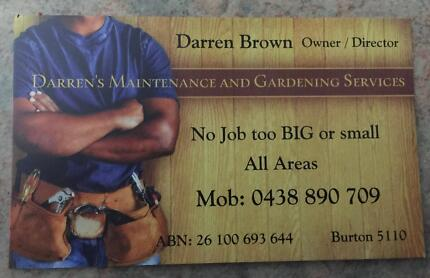 General House Maintenance and Handyman Services