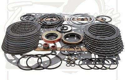 Ford C4 Raybestos Gen 2 Race Performance Transmission Rebuild Master Kit 1970-81 for sale  Redding
