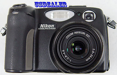 Nikon Coolpix 5400 w/ 512MB with New CCD Unit