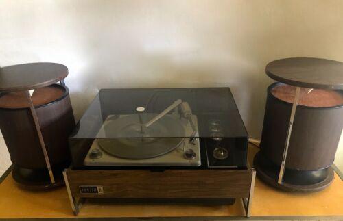 VTG Zenith Circle of Sound Modular Stereo - The Moderne - Prof Serviced!