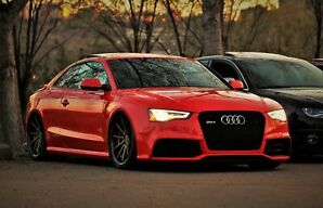2013 Audi RS5 - private sale no GST/fees