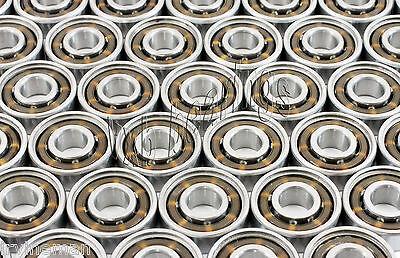 Wholesale Lot 100 Skateboard/Fidget Spinner Toy Open Steel Ball Bearing Sale DRY