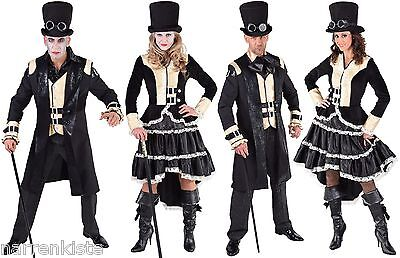 Steampunk Viktorianisch Barock Rokoko Kostüm Kleid Burlesque Rokokokostüm - Steampunk Burlesque Kostüm