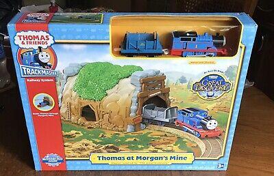 HiT 2008 Thomas & Friends At Morgan's Mine Track Master Railway Motorized Set