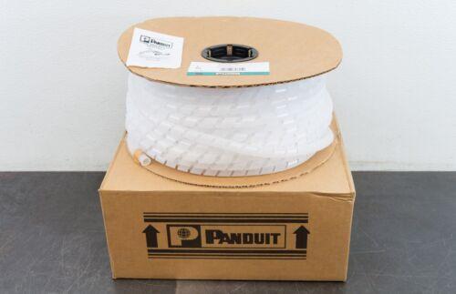 """Panduit T62F-C Polyethylene Spiral Wrap 5/8"""" 100ft NIB"""