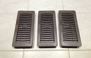 VENT REGISTERS - 3 for $5.00!