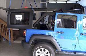Toit dur jeep JKU