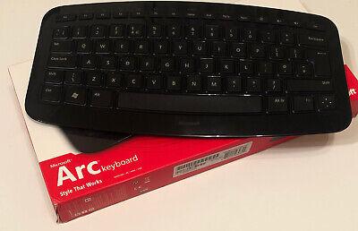 Microsoft Arc Keyboard Wireless USB Bluetooth- UK Layout