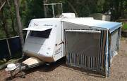 Jayco Heritage 2005 30th Year Anniversary Model Clagiraba Gold Coast West Preview