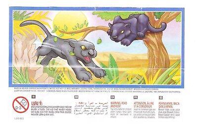 Komplettsatz Panther Boys SE542 und SE542A mit 2 BPZ aus Indien