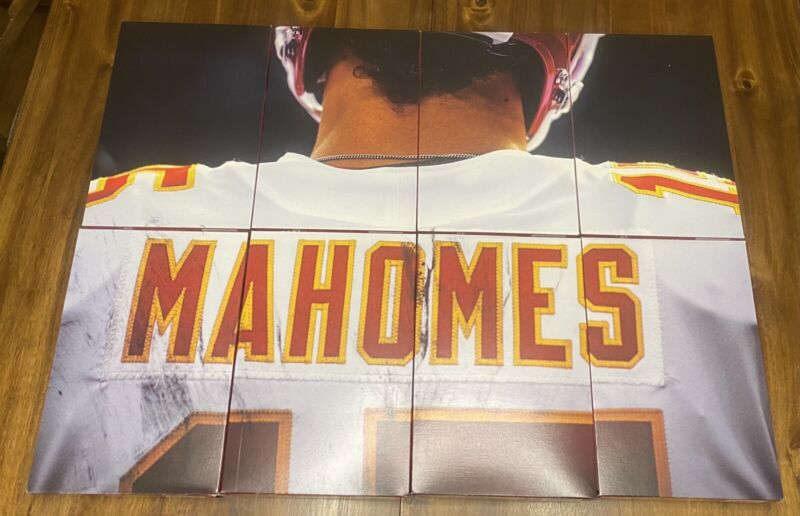 PATRICK MAHOMES MAGIC CRUNCH All 8 OF LIMITED EDITION CEREAL 2020 RARE KC CHIEFS