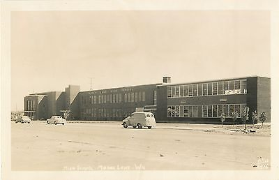 A View of the High School, 50's Autos, Moses Lake WA (Moses Lake High School Moses Lake Wa)